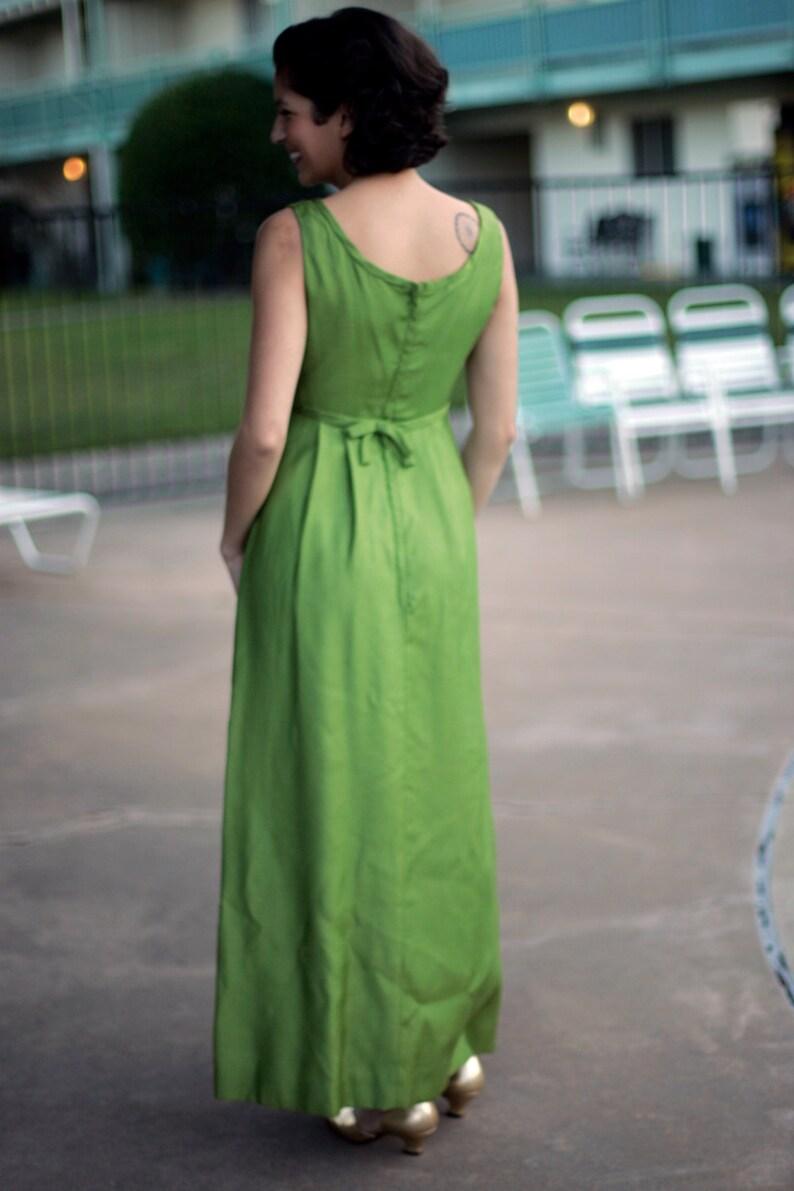 Emma Domb Vintage Party Dress S 60s image 0