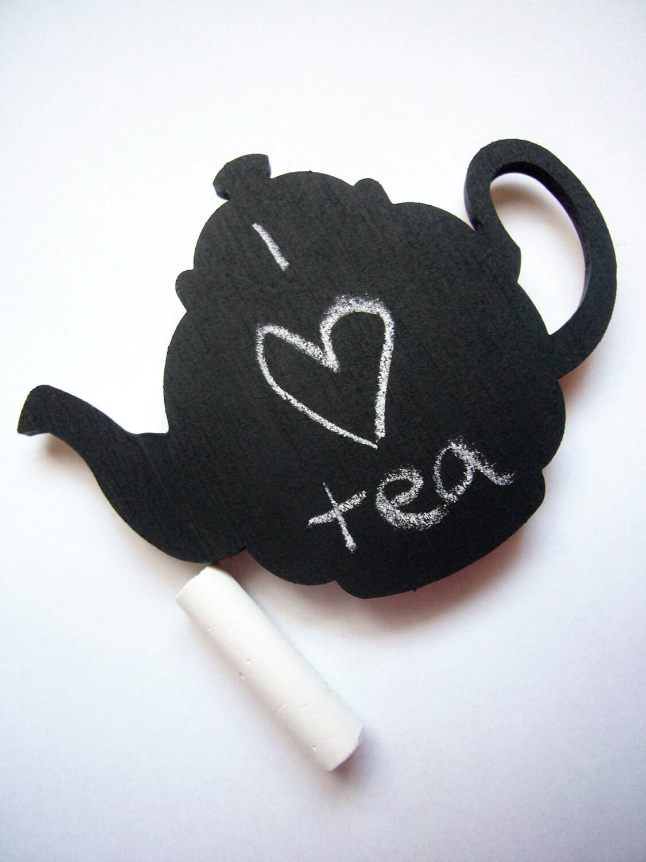 Tee-Pot-Magnet Tafel Kühlschrank Magnet Kühlschrank Magnet | Etsy