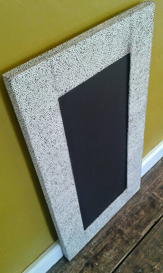 Handbemalte Tafel große Tafel Board rustikal Home UK