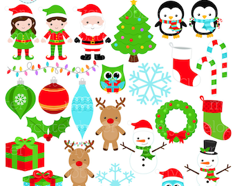 holidays clipart etsy rh etsy com christmas holiday clip art images christmas holiday clipart borders free
