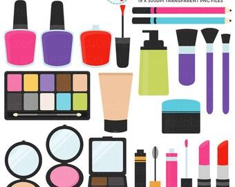 makeup clipart etsy rh etsy com makeup clipart png makeup clip art cosmetics