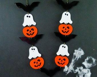 Statement Halloween Necklace
