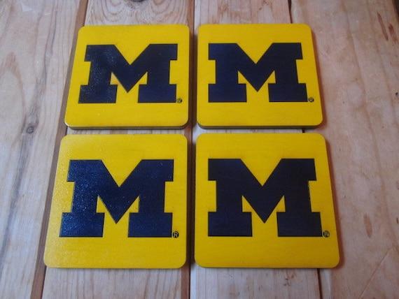 University of Michigan Coasters NEW