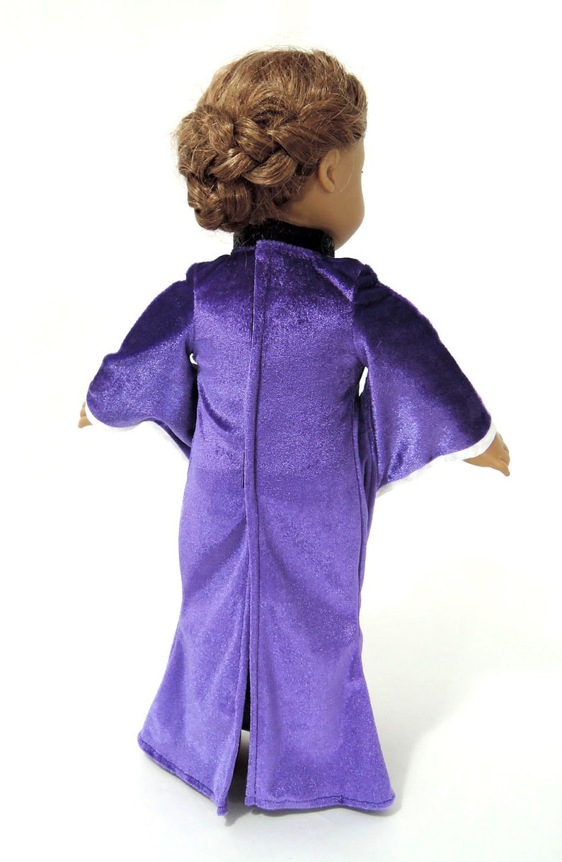 Evil Queen from Snow White American Girl Doll Clothes Pattern 18 inch Doll pattern PDF