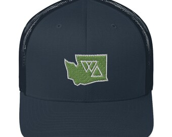 e0323463a5ac6 Washington Trucker Hat