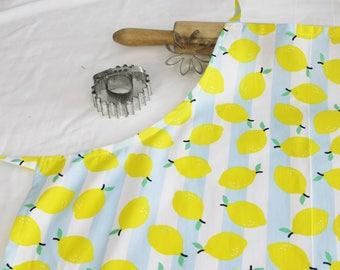 Lemons Adult Apron