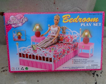 My Fancy Life style home Bedroom,  playset