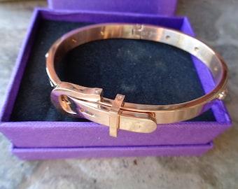 Zonna & Co. Snap bracelet, new