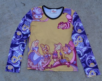 Alice in Wonderland, Disney store shirt