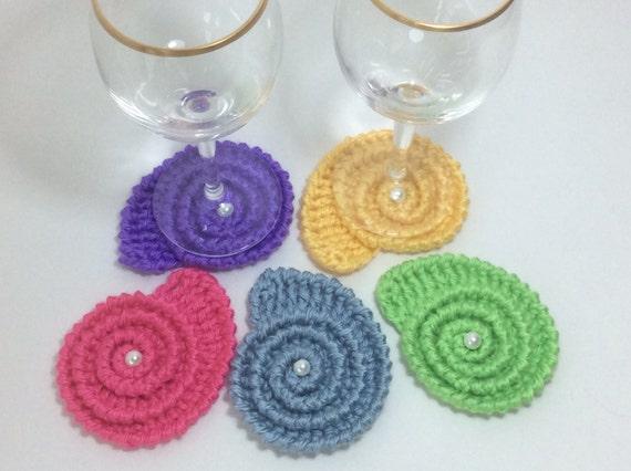Crochet Patternpdf Pattern Seashell Pattern Textured Seashell