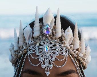 Galactic Magic Mermaid Crown