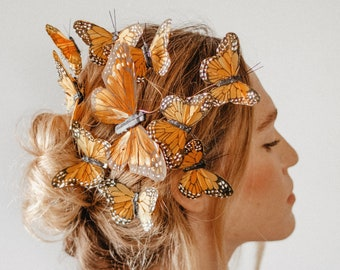 Butterfly Fairy Hair Clip & Comb Set