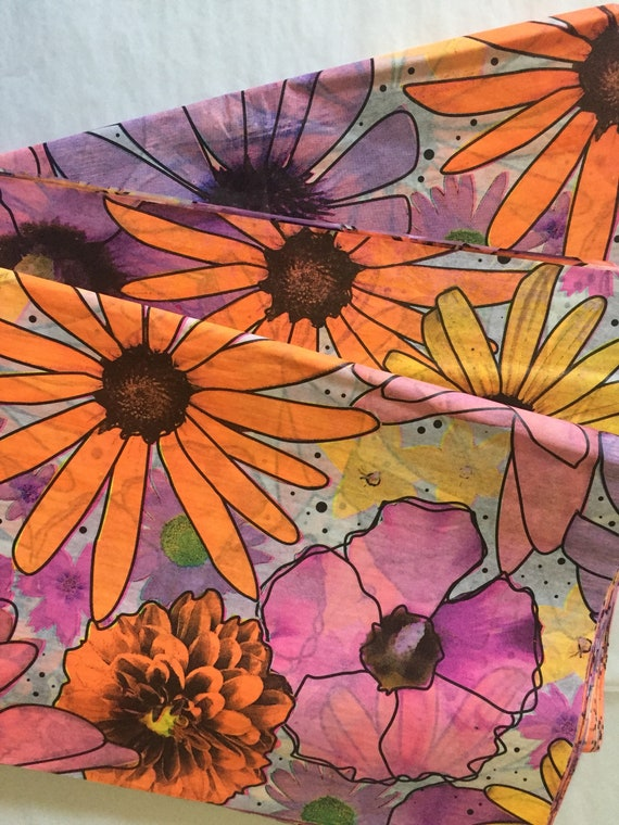 Flower garden bulk tissue paper sheets summer theme wedding gift il570xn mightylinksfo