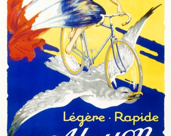 Alcyon  Bicycle Poster (#1383) 6 sizes