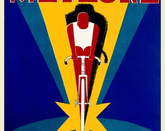 Cycles Meteore Poster (#1253) 6 sizes