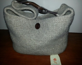 Felted Purse (Ready to Ship)