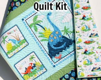 Modern Quilt Kits and Designer Fabrics by KBlandfordFabrics