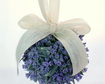 Lavender Purple Pomander