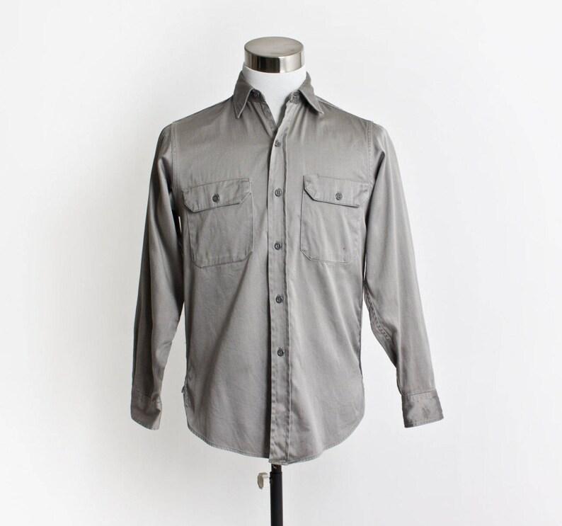 a6534d9970 Vintage 60s Men s Shirt BIG MAC Penney s Cotton