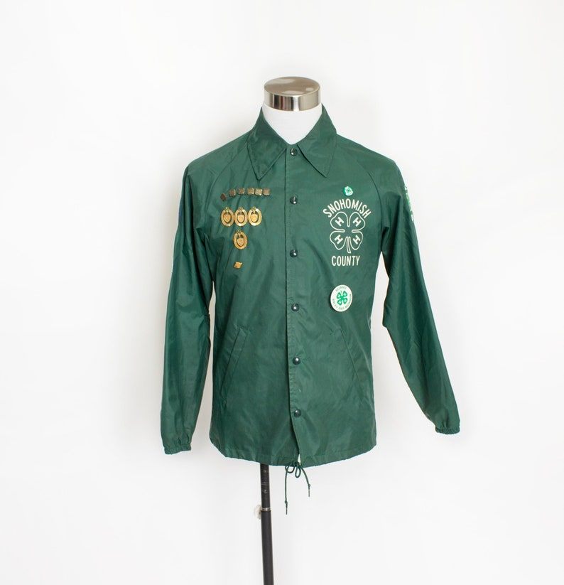 ea55cfbaa116 Vintage 1960s 4H Jacket Champion Running Man WA Men s