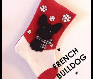 more colors black brindle french bulldog dog personalized christmas
