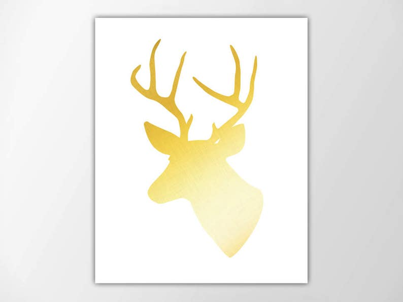 picture about Printable Deer Head identified as Printable Gold Deer Brain Artwork Print, Bogus Gold Foil Poster, Phony Gold Image Artwork, Deer Brain Poster, Artwork Print, Gold Deer, Prompt Down load