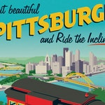 Pittsburgh poster, Pittsburgh wall art, Pittsburgh art print, Poster, Pittsburgh skyline, Pittsburgh art, Wall decor, Pittsburgh print, home