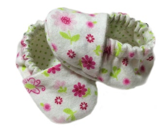 Newborn Baby Booties - Baby Slippers - Booties - Baby Shoes - Infant Baby Girl Shoes - Newborn Baby Slipper