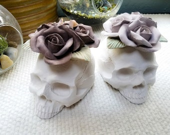 Skull Wedding Decor Etsy