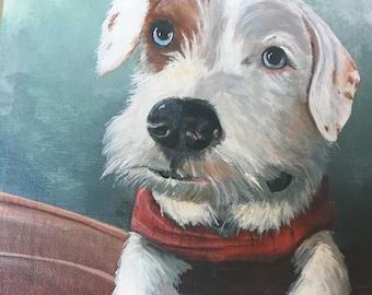 A Portrait of your pet