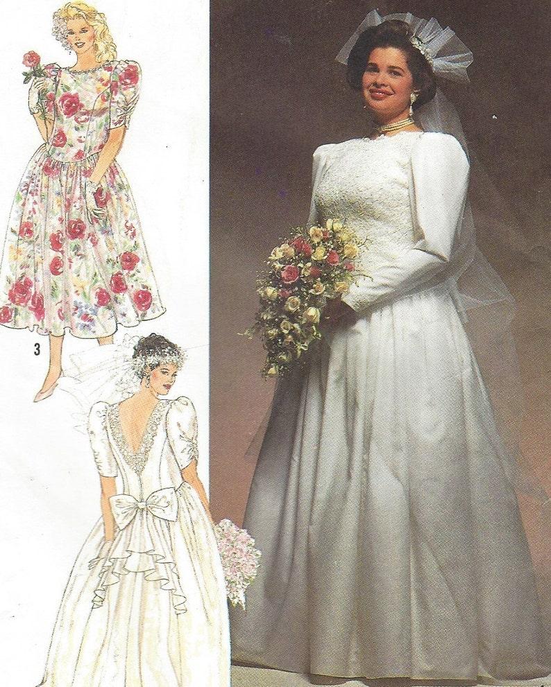 90s Jessica McClintock Womens Brides and