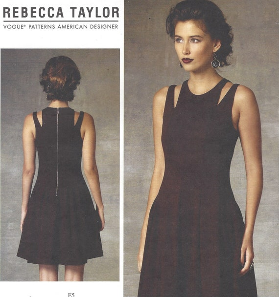 Rebecca Taylor Womens Sexy Little Black Dress With Cut Out Etsy