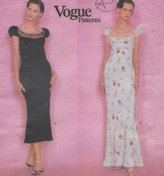 John Galliano Givenchy Damen Abendkleid in 2 Längen Empire | Etsy