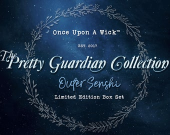 PRE-ORDER The Pretty Guardian Collection - Outer Senshi Limited Edition Box Set