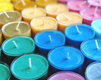 Create Your Own Sample Pack - Bookish Soy Tealight Candles