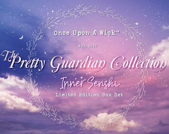 PRE-ORDER The Pretty Guardian Collection - Inner Senshi Limited Edition Box Set