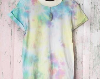 f1036dbbc9634 Pastel tie dye | Etsy