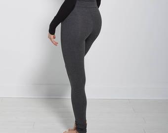 95aa9e8f779 Red Tartan Bamboo Yoga leggings pants plus size 3xl woman