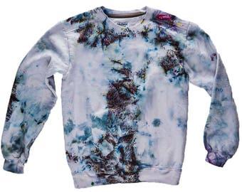 Confetti Tie Dye Shirt, xl tie dye mens, Masha Apparel, Black Tie dye Hoodie, Tie Dye Sweater, Psychedelic Tie Dye Hoodie, Funny Hoodie
