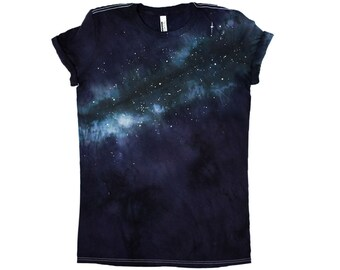 Galaxy Dress plus size dress pastel goth burning man clothing | Etsy