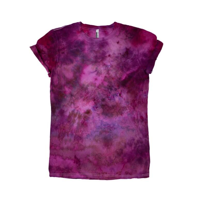 6288b52db3d00 Pink Cosmos Tee constellation astronomy Starry sky tie dye t