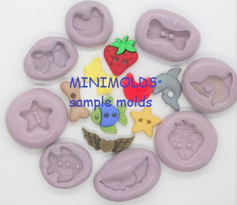 handmade mold for crafts made with FDA approved silicone for food and other materials Dog bone Mold great for baking