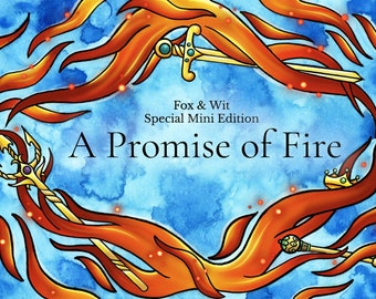 A Promise of Fire Mini Editions (UK/EU buyers only)