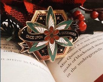 Anastasia, Once Upon a December Enamel Pin (ships worldwide)