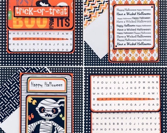 Halloween Goodies- Year Round: This Listing is NOT FOR SALE
