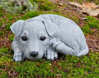 Terrier Statue, Terrier Memorial, Terrier Garden Statue, Jack Russell, Rat  Terrier, Fox Terrier, Manchester Terrier, Terrier Pet Memorial