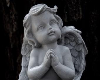 Angel Statue Etsy
