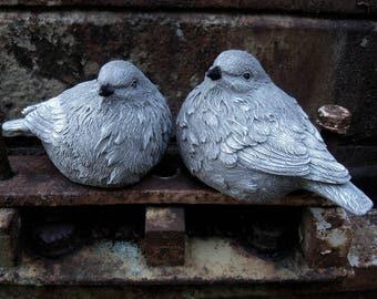 Charmant Bird Statues, Concrete Birds, Birdbath Birds, Cement Statues, Concrete Garden  Statues, Wild Birds, Stone Birds, Garden Decor, Concrete Art