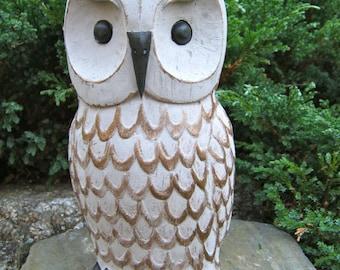 Owl Garden Statue ...