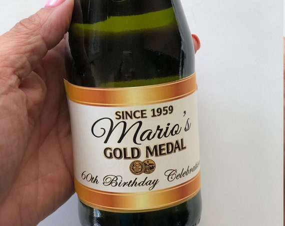 Mini Sparkling Apple Cider Bottle Labels, Sparkling Cider bottle labels, Apple Cider bottle labels, Mini Bottle Labels. Sold in sets of 12